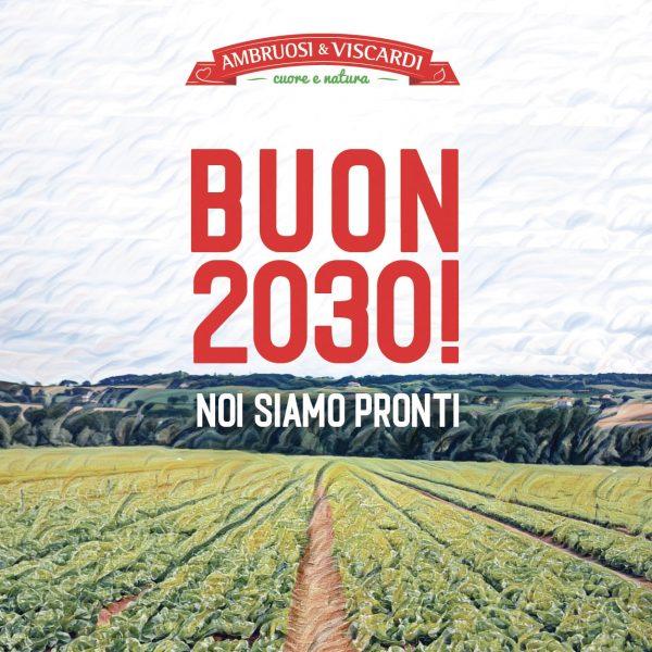 Ambruosi & Viscardi soddisfa già tutti i requisiti elencati nel documento dell'Agenda 2030.